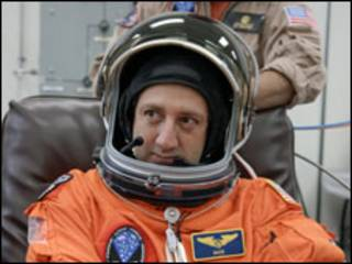 Michael Massimino (Foto: Nasa)