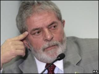 O presidente Luiz Inácio Lula da Silva (AP, 29/4)