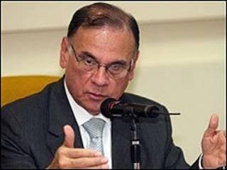 O ministro de Energia da Venezuela, Ali Rodriguez Araque