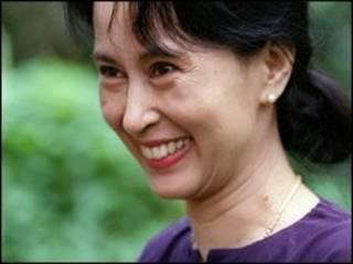 Anug San Suu Kyi