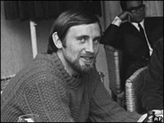 Hugh Van Es. Foto tomada en 1969