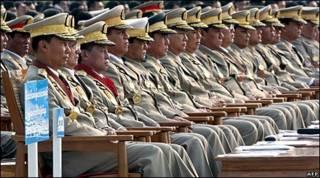 Chính quyền quân nhân Miến Điện