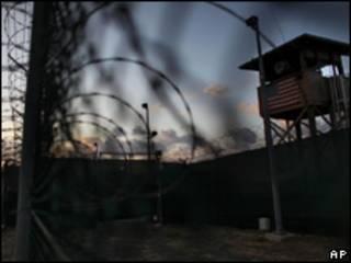 A prisão de Guantánamo Bay. Foto: AP
