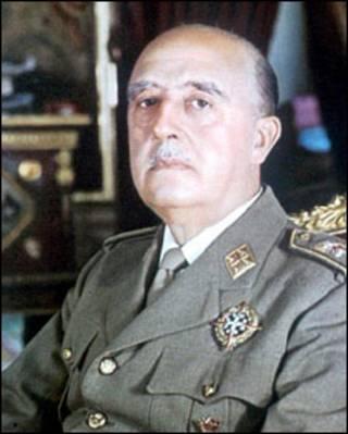 General Francisco Franco (arquivo)