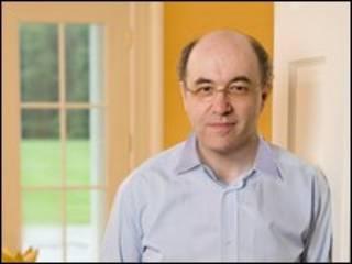 Stephan Wolfram, criador do novo site