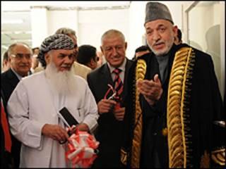 حامد کرزی و اسماعیل خان