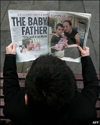Periódico británico