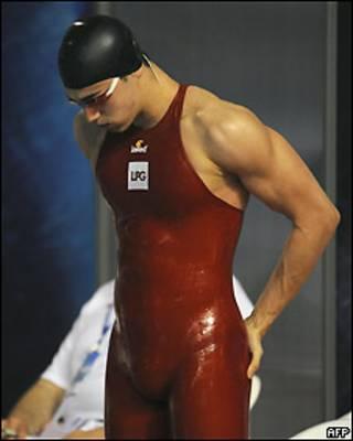 Nadador Rafael Muñoz Pérez
