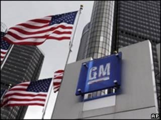 General Motors en Detroit