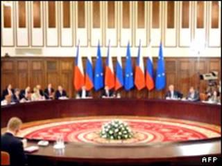 اجلاس سران روسیه و اتحادیه اروپا