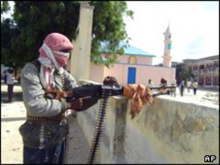 شبه نظامیان سومالی