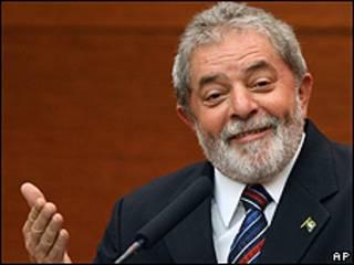 Lula lamentou que times brasileiros não consigam manter jogadores