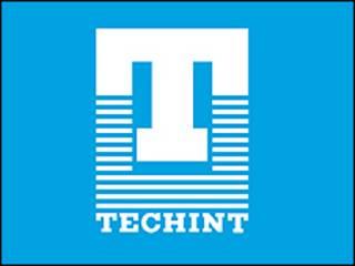 Logo del grupo argentino Techint