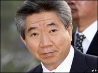 Roh Moo-hyun era acusado de corrupção (AP, 1/5)