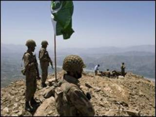 Lính Pakistan