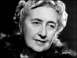 Agatha Christie (arquivo)