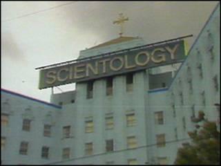 Sede de la Iglesia de la Cienciología en EE.UU.