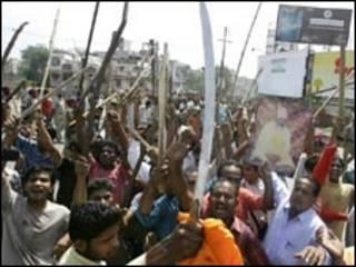 ناآرامی ها در پنجاب