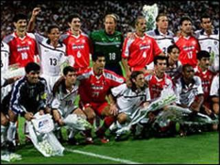 دو کشور در جام جهانی 1998 بازی کردند