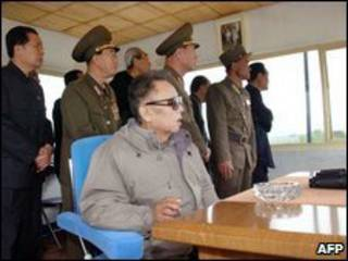 Lãnh tụ Bắc Hàn Kim Jong-il