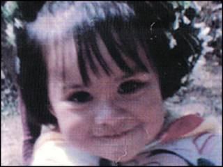 Marta Flores. Foto dada por la organización APRENEM con la autorización de la madre