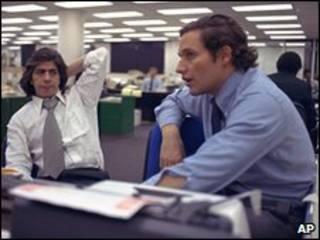 Carl Bernstein y Bob Woodward