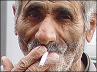 مصرف سیگار - خبرگزاری فارس