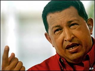 O presidente venezuelano, Hugo Chávez (AP, arquivo)
