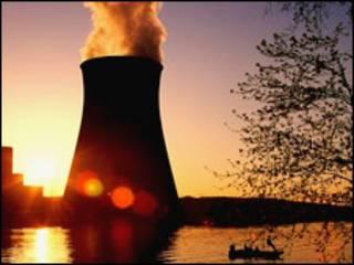 Атомный реактор (архивное фото)