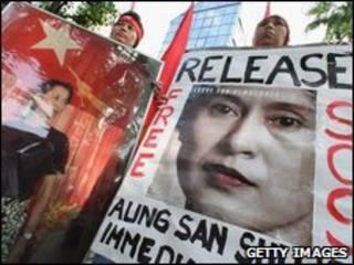 Kêu gọi trả tự do cho bà Suu Kyi