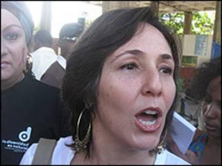 Mariela Castro, directora del CENESEX