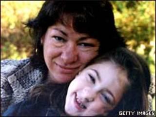 Sonia Sotomayor y su sobrina Kylie.