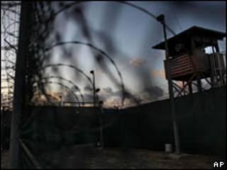 O campo de prisioneiros de Guantánamo, em Cuba (arquivo/Getty Images)