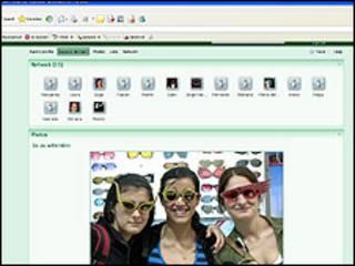 Fotos en Windows Live Spaces