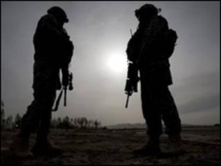 سربازان خارجی در پکتیکا