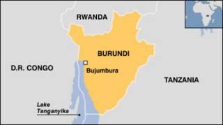 Igitero cyabereye hafi y'umupaka w'u Burundi na Kongo
