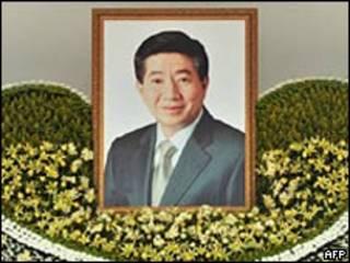 Funeral de Roh Moo-hyun, ex presidente de Corea del Sur