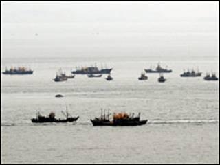 Tàu đánh cá (ảnh minh họa)