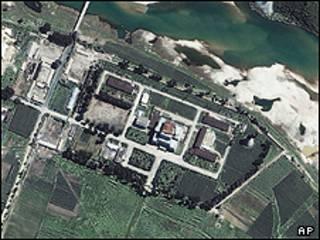 تاسیسات اتمی کره شمالی