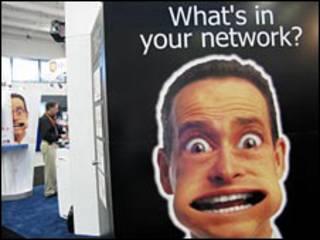 Amenaza en la red