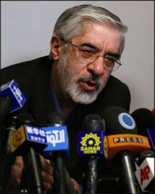 میر حسین موسوی- عکس از خبرگزاری مهر