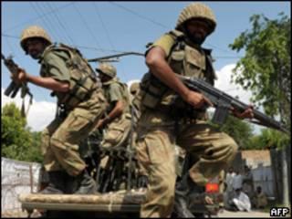 Ejército paquistaní