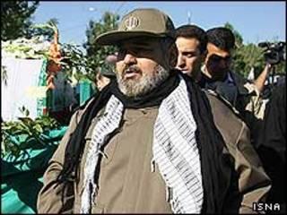 سرلشکر حسن فیروزآبادی، رئیس ستاد نیروهای مسلح ایران