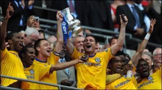 Chelsea đoạt FA cúp mùa giải trước