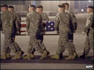 سربازان آمریکایی در عراق