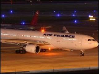 O avião da Air France fotografado em 2006. Cortesia: Air Team Images