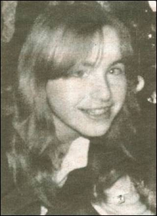 Elizabeth Fritzl pouco antes de seu desaparecimento