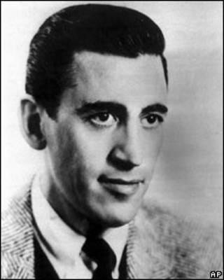 Nhà văn Mỹ JD Salinger