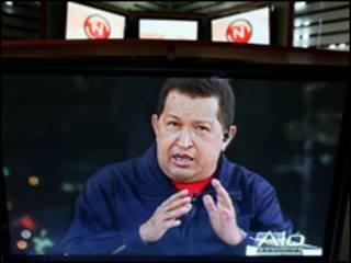 Hugo Chávez no programa Alô, Presidente