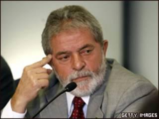 O presidente Luiz Inácio Lula da Silva (foto de arquivo)